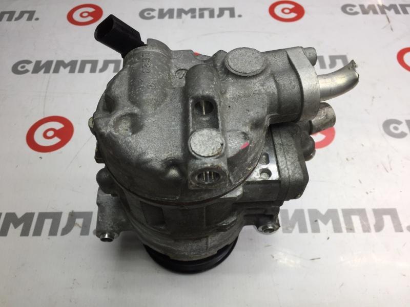 Компрессор кондиционера Audi A5 8TA CDN 2011 77566 (б/у)