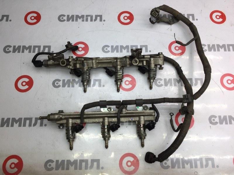 Инжектор, форсунка Toyota Mark X GRX121 3GR 2005 Продаются комплектом 6 шт. в сборе с (б/у)