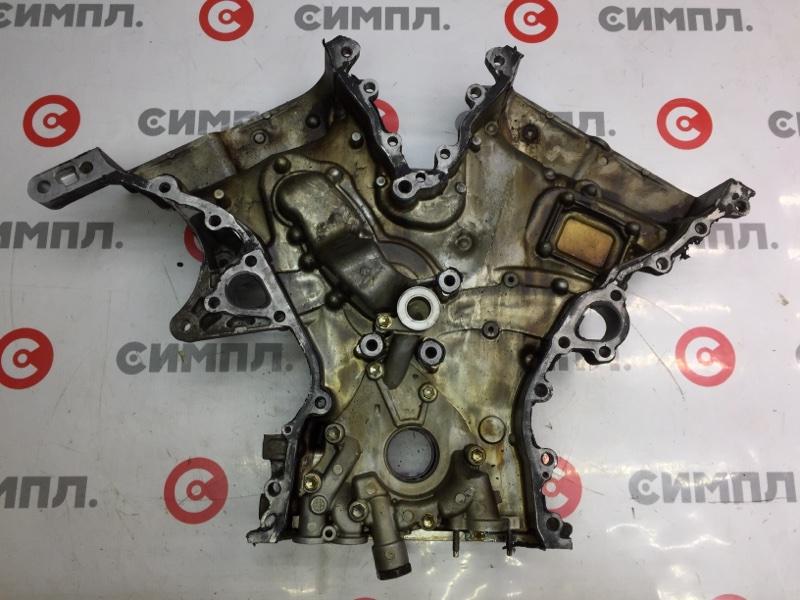 Лобовина двигателя Toyota Mark X GRX121 3GR 2005 (б/у)