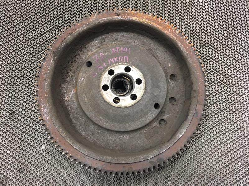 Сцепление Toyota Carina AT191 7A 1996 3E12201 Маховик, диск, корзина сцепления. TR. C51. (б/у)
