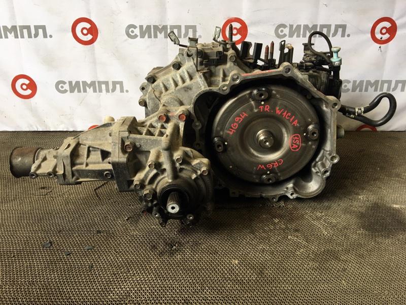 Акпп Mitsubishi Dion CR6W 4G94 2005 W1C1A Сломаны датчики (см. фото). (б/у)