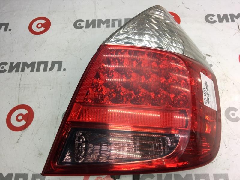 Задний фонарь Honda Fit GD3 2003 задний правый 4995 Рестайлинг. (б/у)