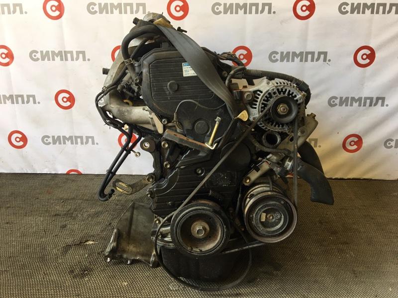 Двигатель Toyota Vista SV41 3S 1996 Контрактный двигатель в отличном состоянии. Без (б/у)