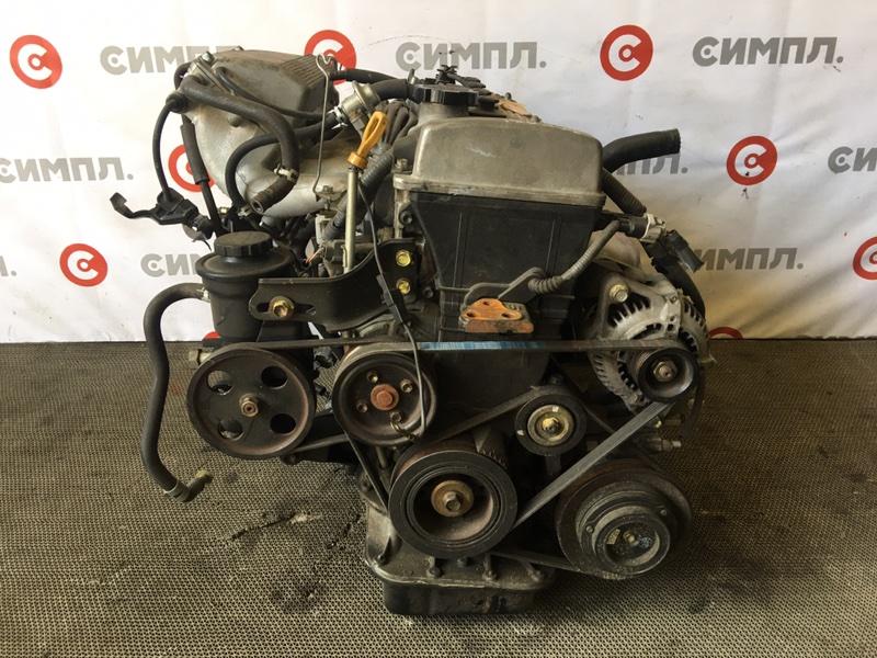 Двигатель Toyota Carina AT191 7A 1996 Контрактный двигатель в отличном состоянии. Без (б/у)