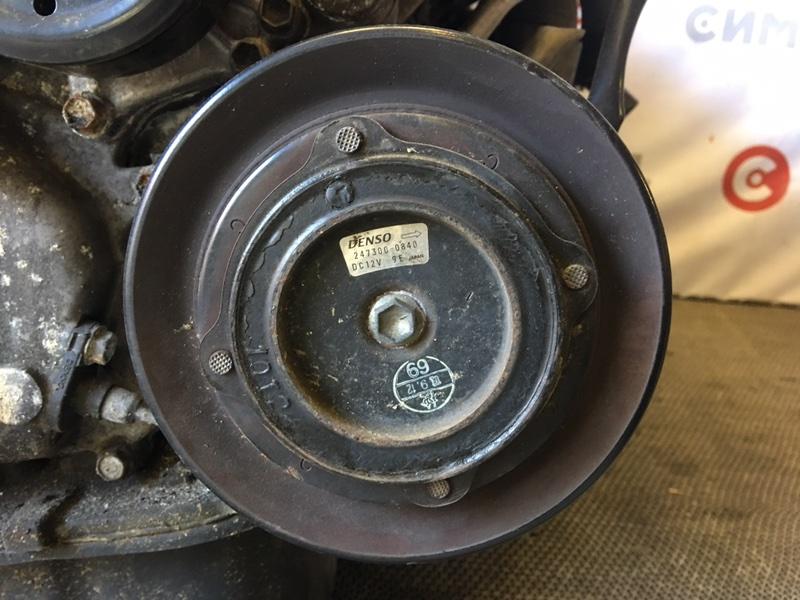Компрессор кондиционера Toyota Allion ZZT240 1ZZ 2003 (б/у)