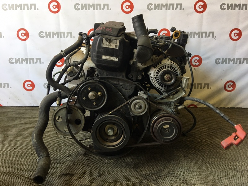 Двигатель Toyota Chaser GX100 1G 2001 Контрактный двигатель в отличном состоянии. Без (б/у)