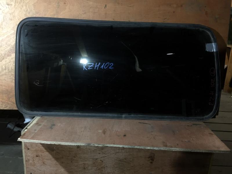 Стекло боковое Toyota Hiace RZH102 1RZ 1996 заднее левое (б/у)