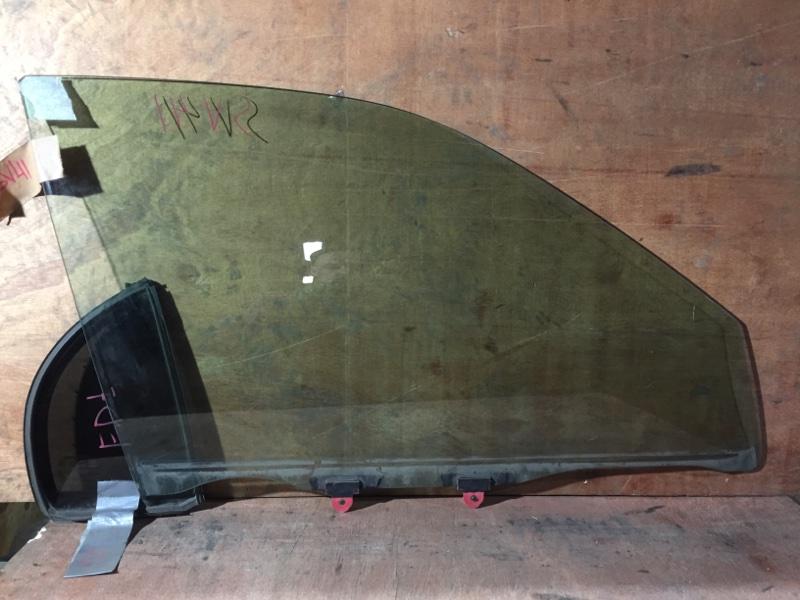 Стекло боковое Toyota Camry SV41 3S 1997 переднее правое (б/у)
