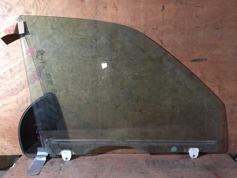 Стекло боковое Honda Cr-V RD1 B20B 1996 переднее правое (б/у)