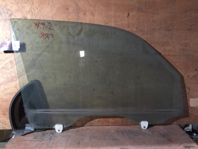 Стекло боковое Honda S-Mx RH1 B20B 2000 переднее правое (б/у)