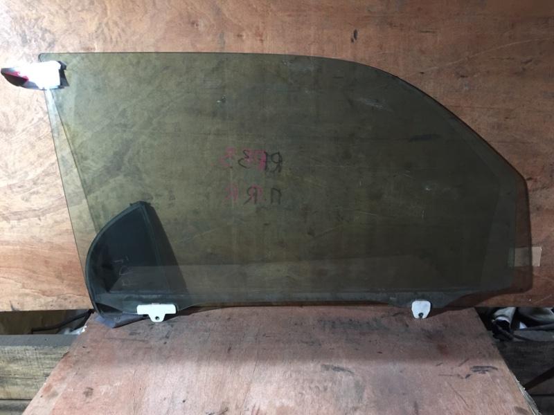 Стекло боковое Honda Stepwgn RF3 K20A 2002 переднее правое (б/у)