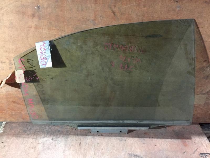 Стекло боковое Toyota Windom MCV30 1MZ 2001 заднее правое (б/у)