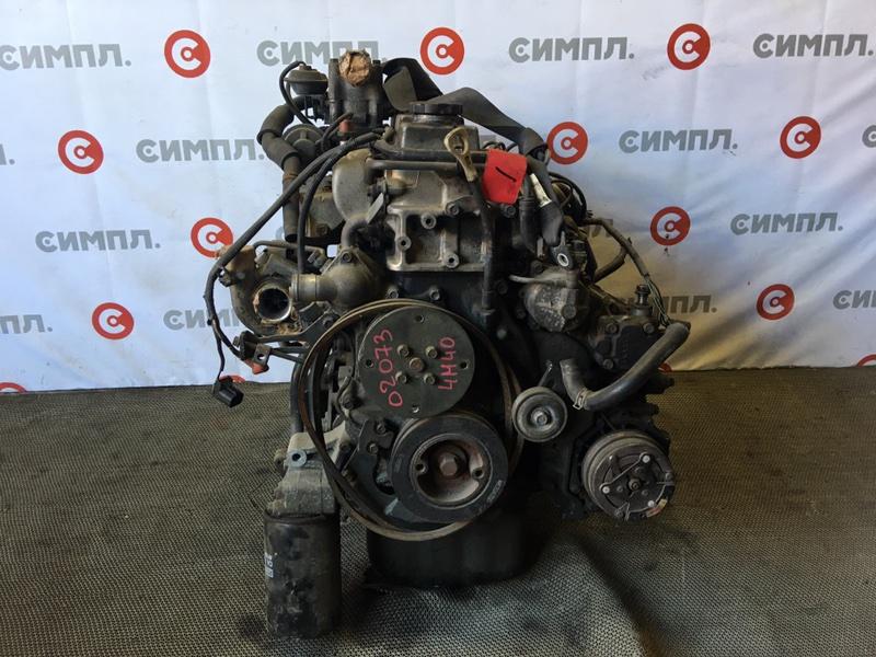Двигатель Mitsubishi Delica PE8W 4M40 1997 Электро ТНВД .Контрактный двигатель в отличном (б/у)