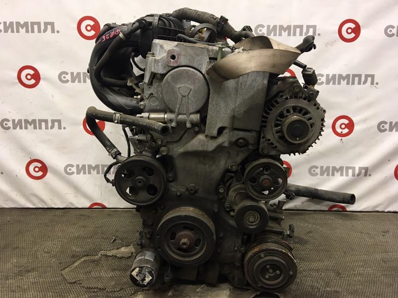 Двигатель Nissan Teana TNJ32 QR25 2009 Контрактный двигатель в отличном состоянии. Без (б/у)