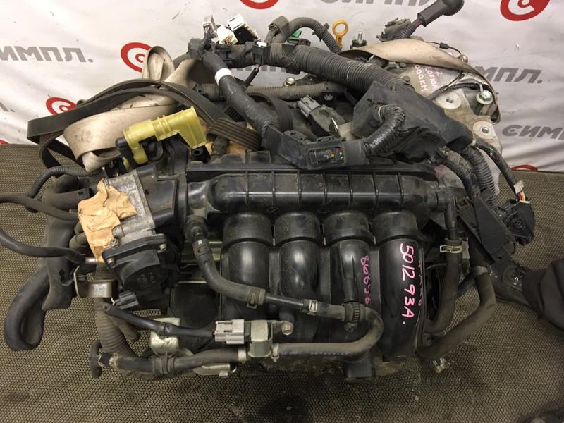 Заслонка дроссельная Nissan Teana TNJ32 QR25 2009 (б/у)