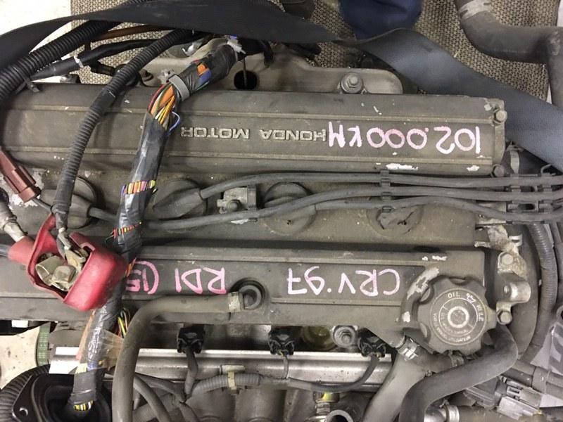 Высоковольтные провода Honda Cr-V RD1 B20B 1997 (б/у)