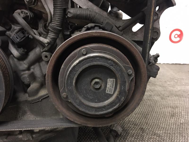 Компрессор кондиционера Toyota Kluger MCU20 1MZ 2004 (б/у)