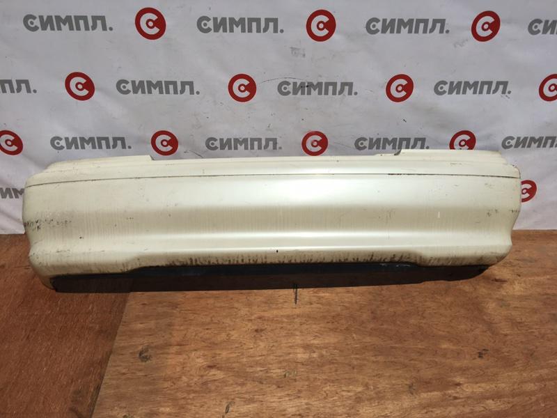 Бампер Toyota Chaser GX100 1G 1999 задний 110183 (б/у)