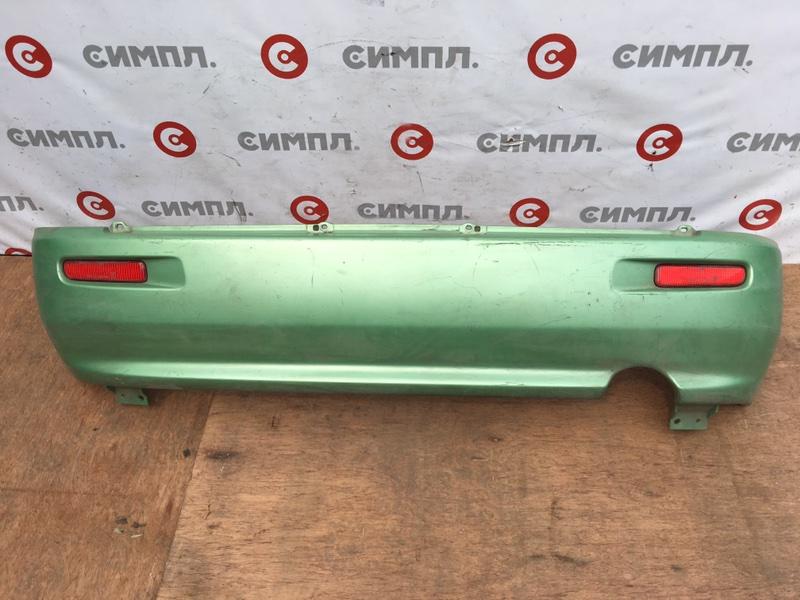 Бампер Toyota Duet M101A K3 2001 задний (б/у)
