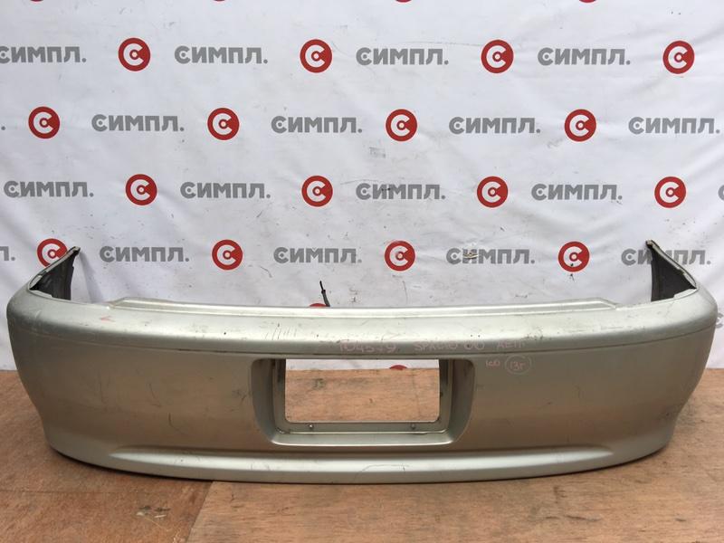 Бампер Toyota Corolla Spacio AE111 4A 2000 задний 104579 (б/у)