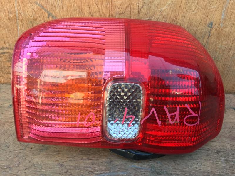 Задний фонарь Toyota Rav4 ACA21 1AZ-FSE 2001 задний левый 42-26 (б/у)