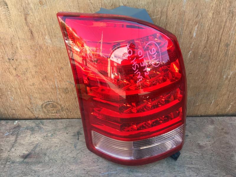 Задний фонарь Toyota Wish ZNE10 1ZZ 2007 задний левый 68-14 (б/у)