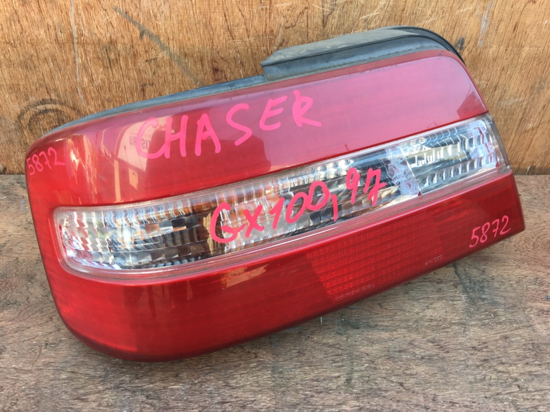 Задний фонарь Toyota Chaser JZX100 1JZ 1997 задний левый 22-254, 7416, 5872 (б/у)