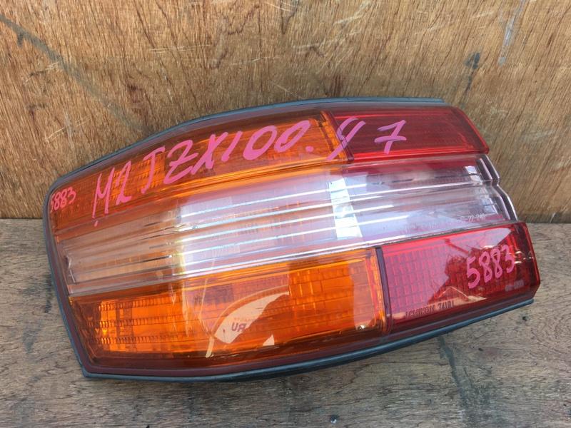 Задний фонарь Toyota Mark Ii JZX100 1JZ 1997 задний левый 22-248, 7419, 5883 (б/у)