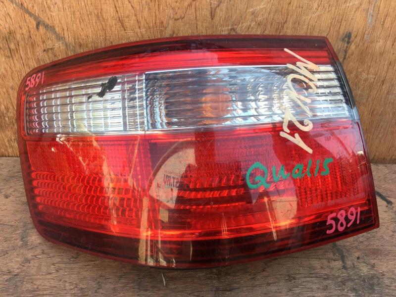 Задний фонарь Toyota Camry Gracia MCV21 2MZ 1999 задний левый 220-76532, 5891 (б/у)