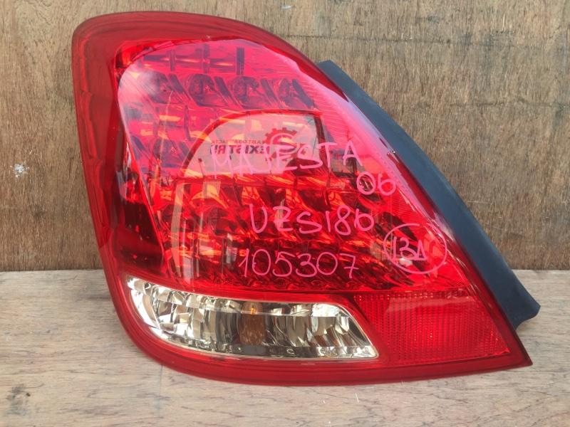 Задний фонарь Toyota Crown Majesta UZS186 3UZ 2006 задний левый 30-318, 105307 (б/у)
