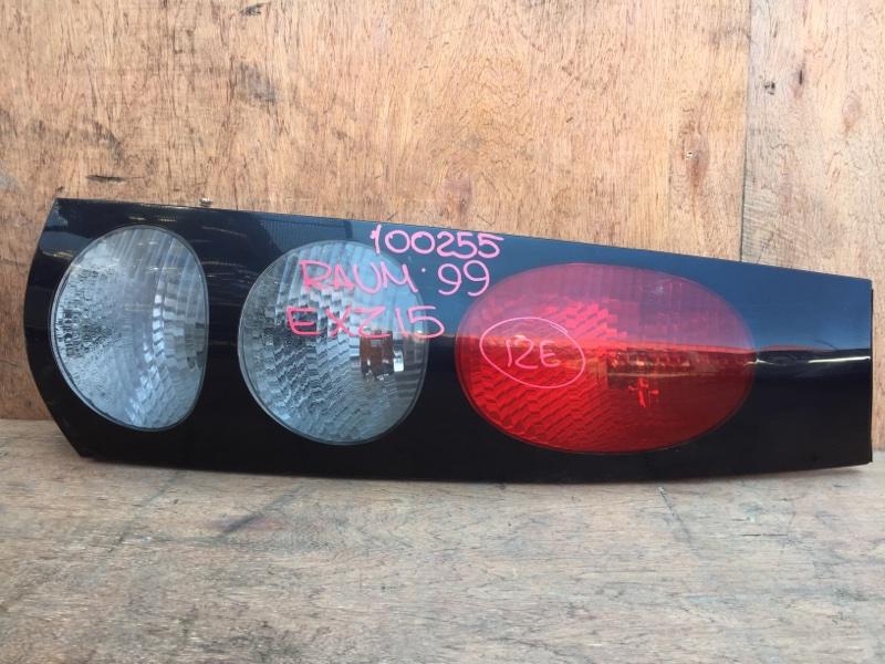 Задний фонарь Toyota Raum EXZ15 5E 1999 задний правый 46-3, 100255 (б/у)