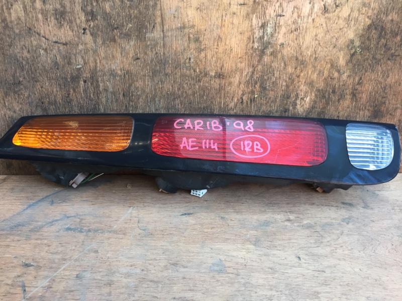 Задний фонарь Toyota Sprinter Carib AE114 4A 1998 задний левый 13-46 (б/у)