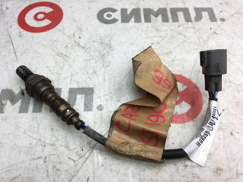 Датчик кислородный Toyota Carina ST190 4S 1999 (б/у)