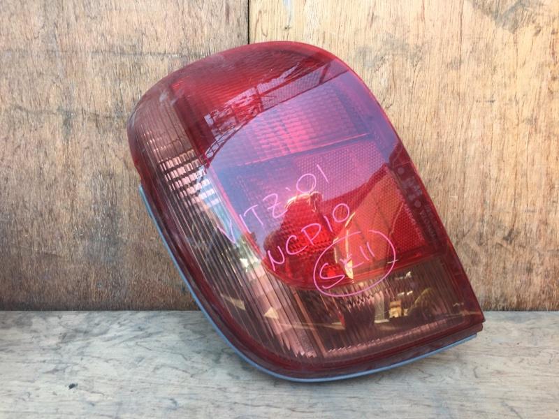 Задний фонарь Toyota Vitz NCP10 2NZ 2001 задний правый 52-041 (б/у)