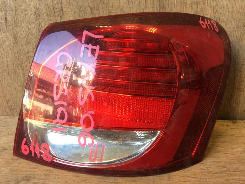 Задний фонарь Lexus Gs350 GRS191 2GR 2006 задний правый 30-325, 6118 (б/у)