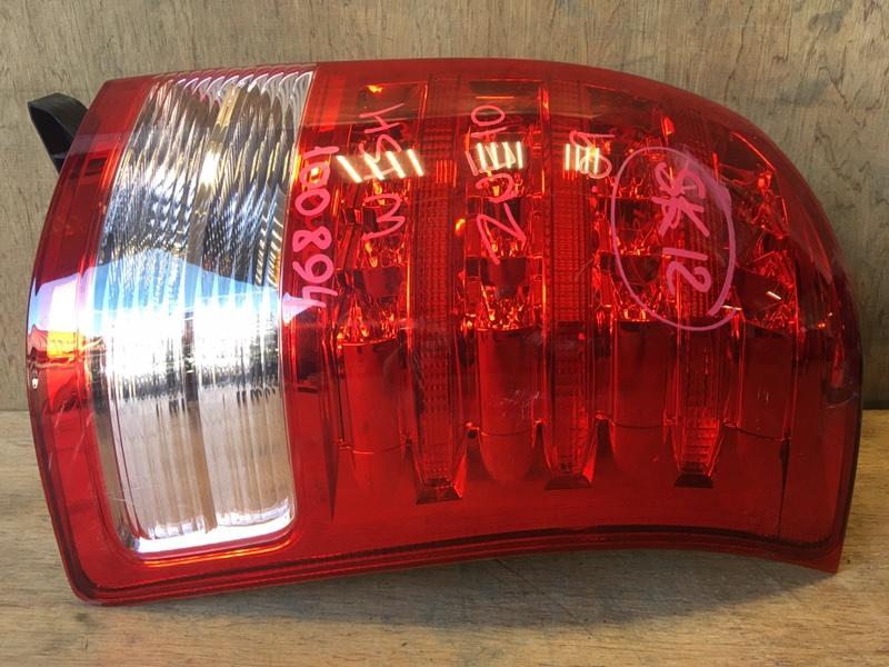 Задний фонарь Toyota Wish ZNE10 1ZZ 2006 задний правый 68-14, 100894 (б/у)