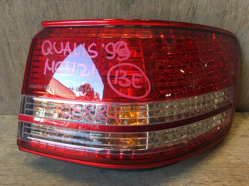 Задний фонарь Toyota Mark Ii Wagon Qualis MCV21 2MZ 1999 задний правый 33-28, 7422 5 шт. (б/у)