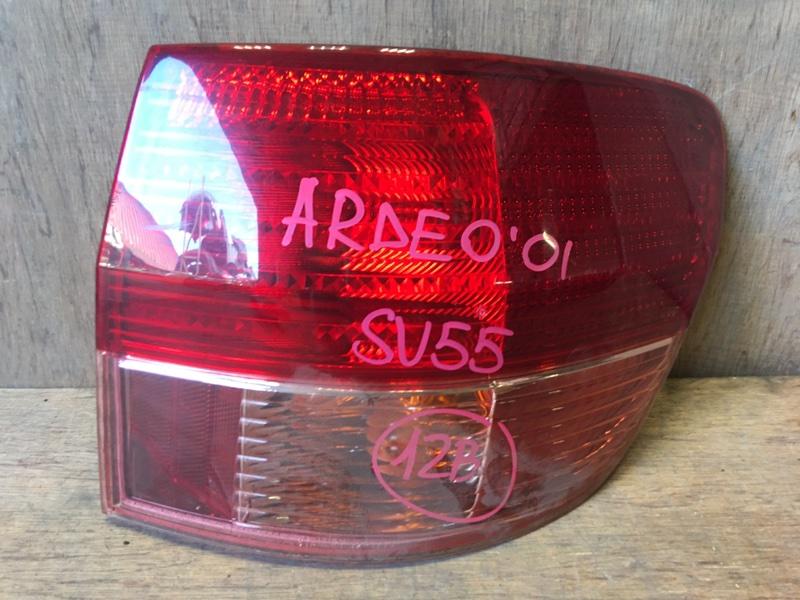 Задний фонарь Toyota Vista Ardeo SV55 3S 2001 задний правый 32-177 (б/у)