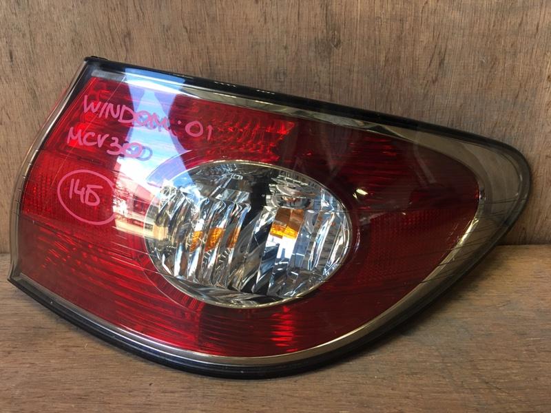 Задний фонарь Toyota Windom MCV30 1MZ 2001 задний правый 33-72 2 шт. (б/у)