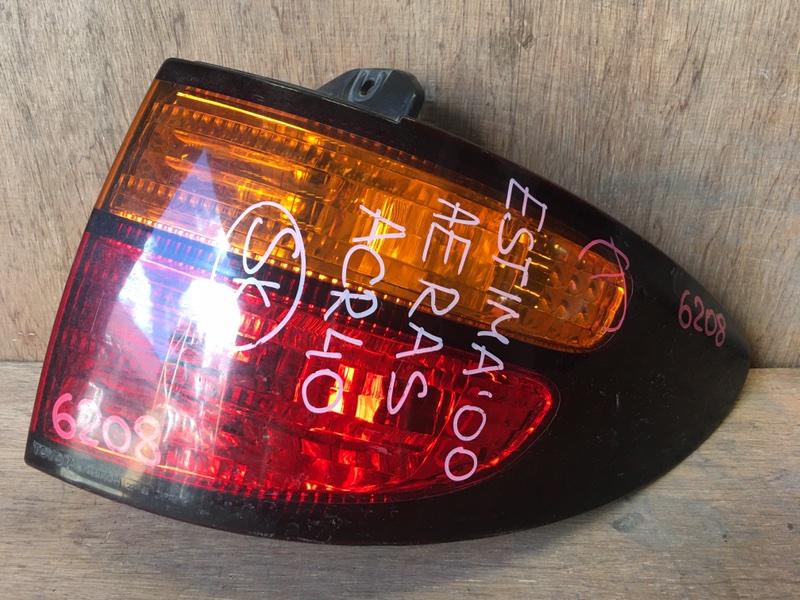Задний фонарь Toyota Estima ACR40 2AZ 2000 задний правый 28-141, 6208 (б/у)