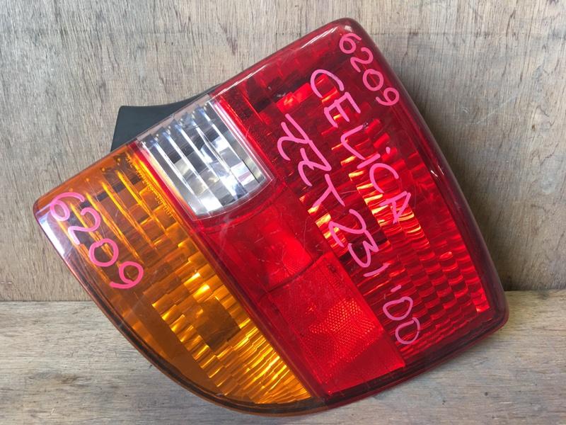 Задний фонарь Toyota Celica ZZT230 1ZZ 2000 задний правый 20-420, 20-407, 20-410, 6209 (б/у)