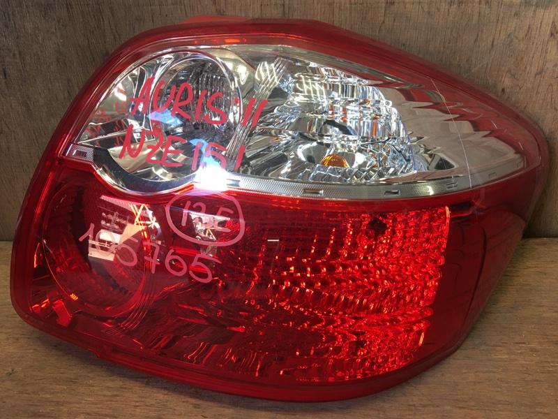 Задний фонарь Toyota Auris NZE151 1NZ 2011 задний правый 12-549, 105765 (б/у)