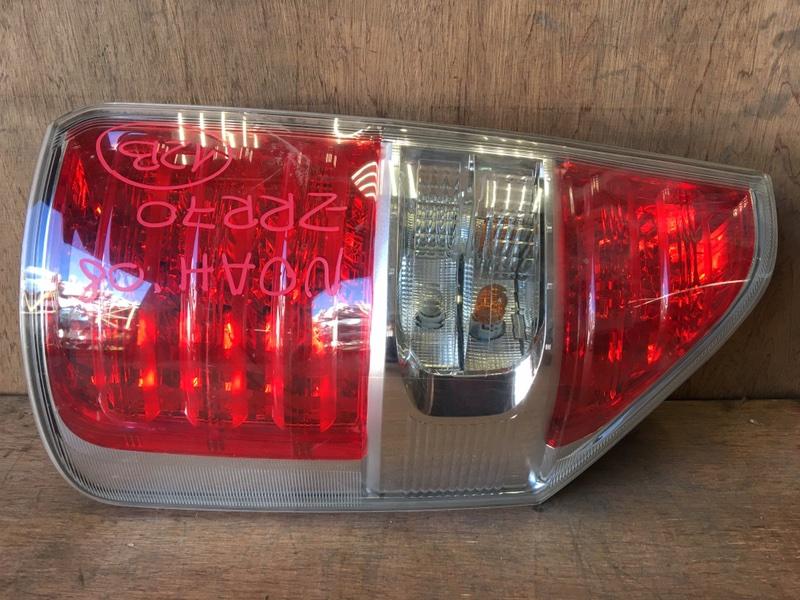 Задний фонарь Toyota Noah ZRR70 3ZR 2008 задний правый 28-198 (б/у)