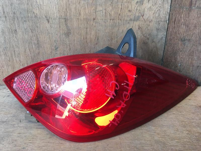Задний фонарь Nissan Tiida C11 HR15 2004 задний правый P4086, 6240 (б/у)