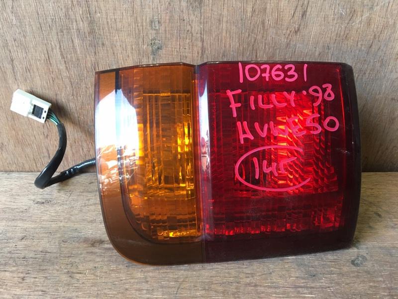 Задний фонарь Nissan Elgrand AVWE50 QD32ETI 1998 задний правый 4791A, 107631 (б/у)