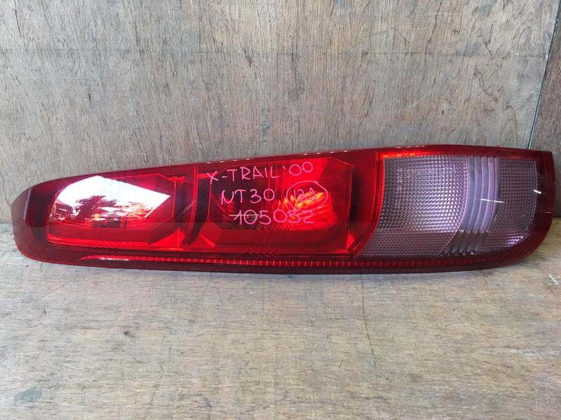 Задний фонарь Nissan X-Trail NT30 QR20 2000 задний левый 4913, 105052 (б/у)