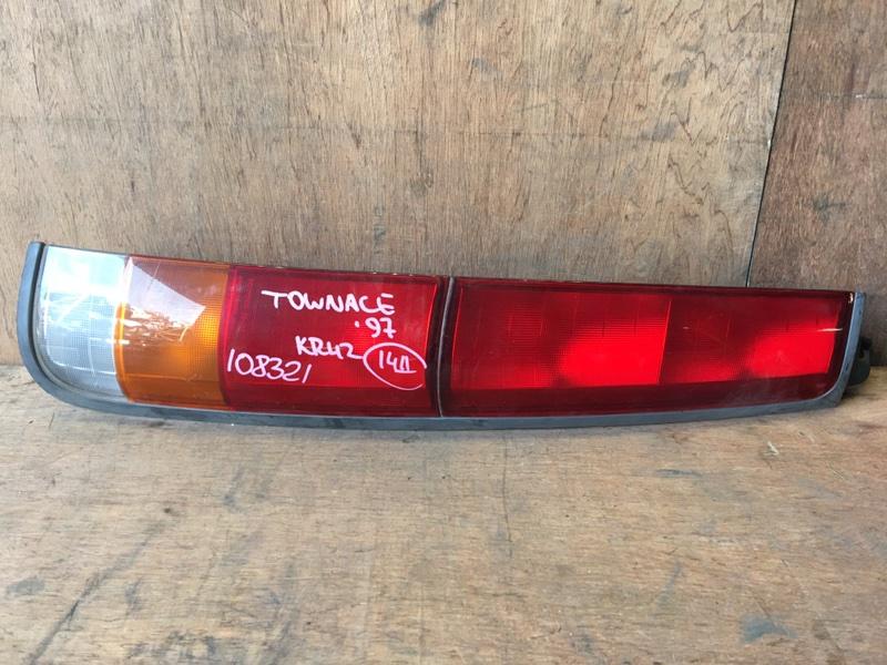 Задний фонарь Toyota Lite Ace Noah SR50 3S 1997 задний правый 28-115, 108321 (б/у)