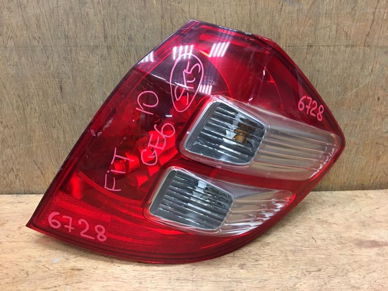 Задний фонарь Honda Fit GE6 L13A 2010 задний правый P7030 3 шт. (б/у)