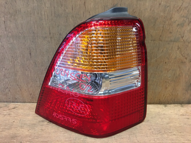 Задний фонарь Honda Odyssey RA6 F23A 2000 задний правый P0711, 105775 (б/у)