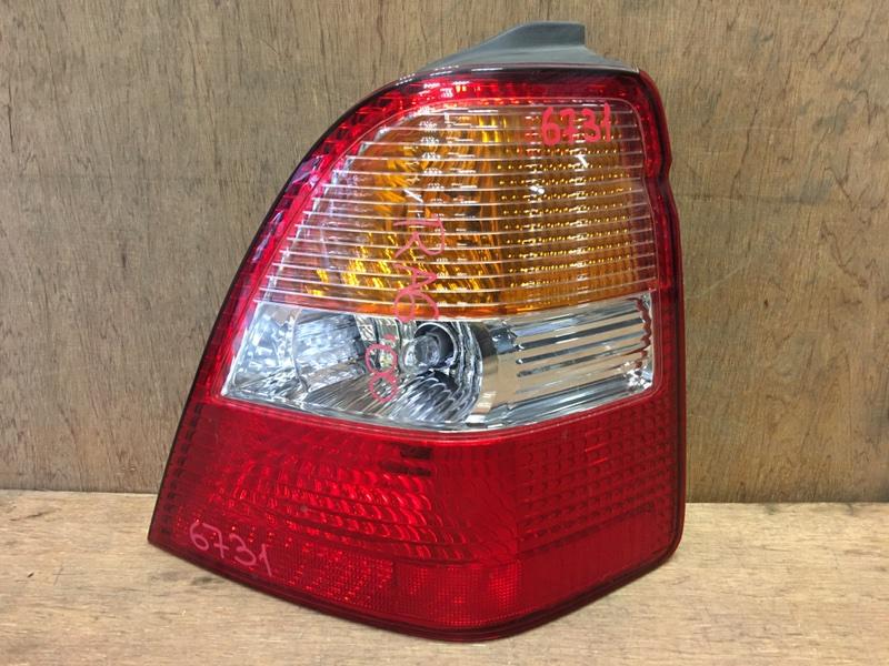 Задний фонарь Honda Odyssey RA6 F23A 2000 задний правый P0711, 6731 (б/у)